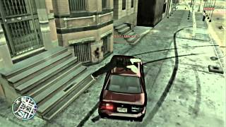 Angry host booter on GTA IV