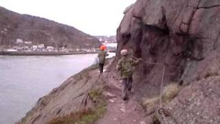 A Signal Hill Hike, St. John