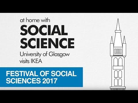 University of Glasgow Festival of Social Sciences 2017