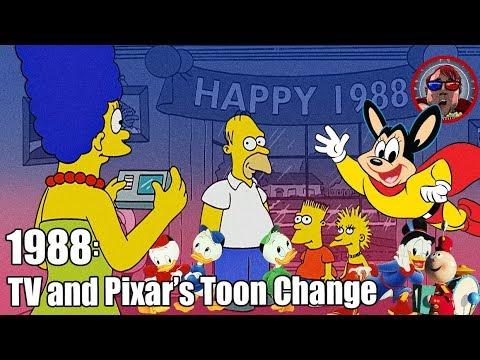 1988: TV And Pixar's Toon Change   Deep Focus