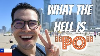 WHAT THE HELL IS 'PO'? - CHILEAN SPANISH