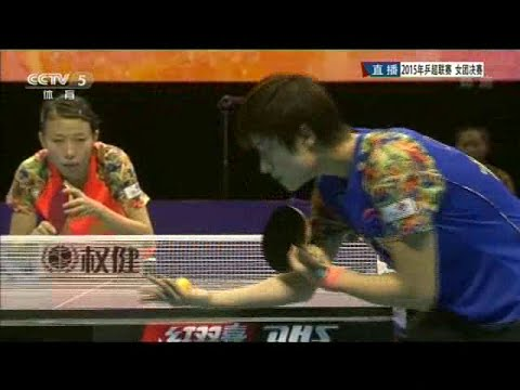 2015 China Super League WT-Final: Beijing Vs Wuhan [Full Match/Chinese]