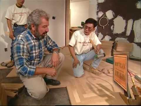 How To Install Hardwood Floor Shingle Style Home Bob Vila Eps