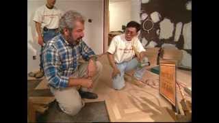 How To Install Hardwood Floor - Shingle Style Home - Bob Vila Eps.1416