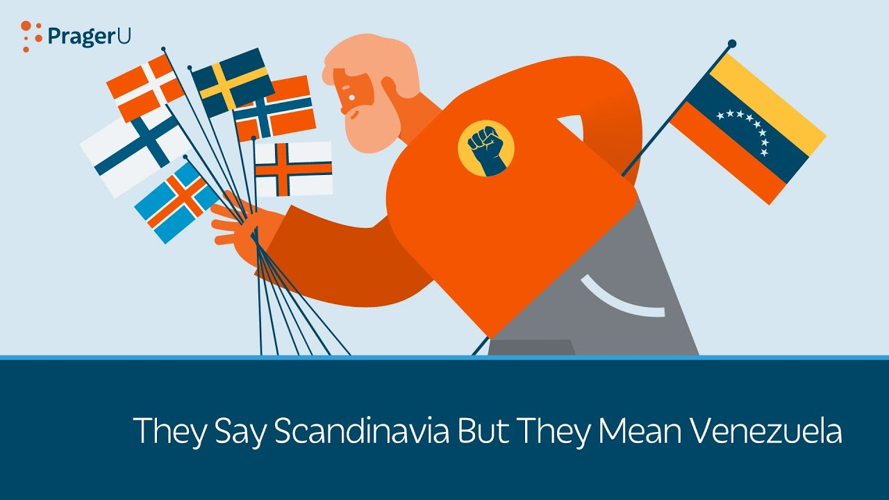 They Say Scandinavia But They Mean Venezuela