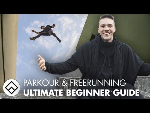 How you can Do Parkour Beginner's Guide and Starter Workout