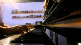 Lặng thầm một tình yêu - Thanh Bùi ft. Hồ Ngọc Hà ( Piano cover)