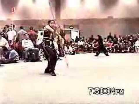 Tammy Lee Jow Gar Spear at Taiji Legacy 05