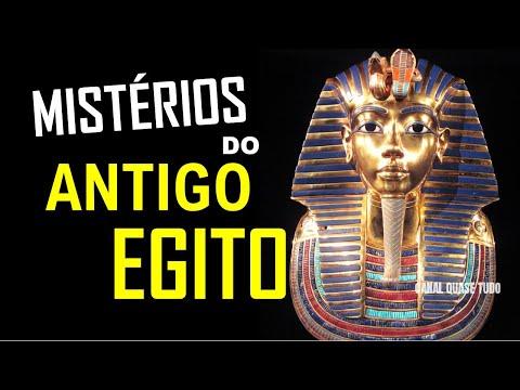🔴 VISÃO DA PÓS-VIDA NO EGITO ANTIGO, O QUE CHEGOU ATÉ NÓS?