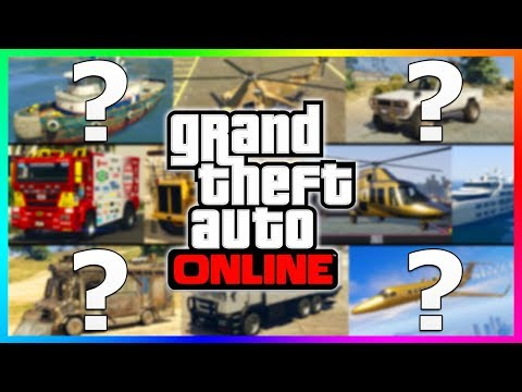 10 VEHICLES IN GTA ONLINE THAT ARE A COMPLETE WASTE OF MONEY! (WORTHLESS GTA 5 CARS & VEHICLES)