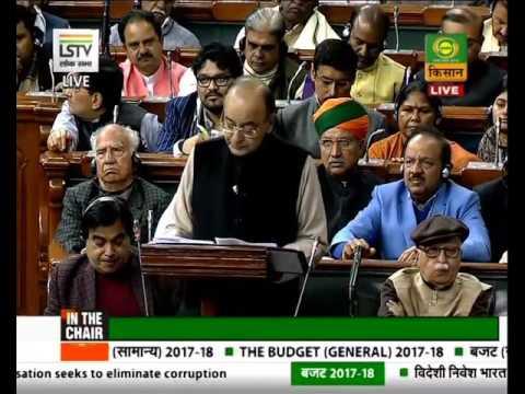Union Budget Live on DD Kisan Part-6 (01.02.2017) बजट 2017