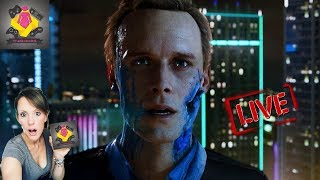 🔥Detroit Become Human LIVE STREAM | Detroit Become Human Gameplay 🔥TheGebs24