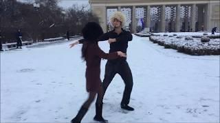 НОВАЯ ЧЕЧЕНСКАЯ ПЕСНЯ МАДИНА ЮСУБОВА 2018 ДЕВУШКИ ТАНЦУЮТ ПРОСТО КЛАСС (ALISHKA LEZGINKA МОСКВА)