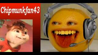 Annoying Orange: Chiller (Chipmunk Version)
