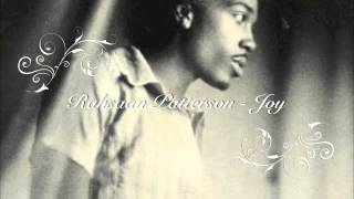 Watch Rahsaan Patterson Joy video