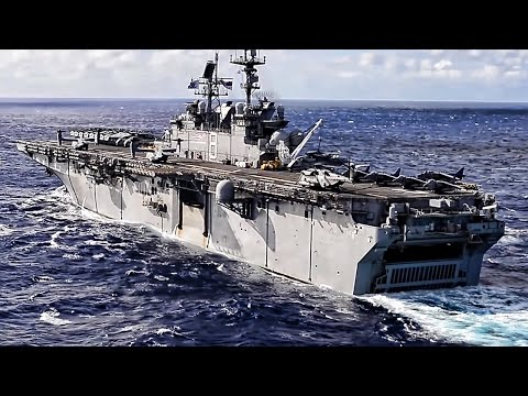 USS Makin Island Underway In The 5th Fleet AOR