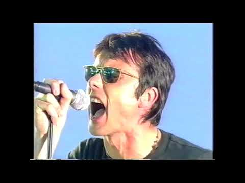 SUEDE - ELECTRICITY - LIVE CANNES 1999