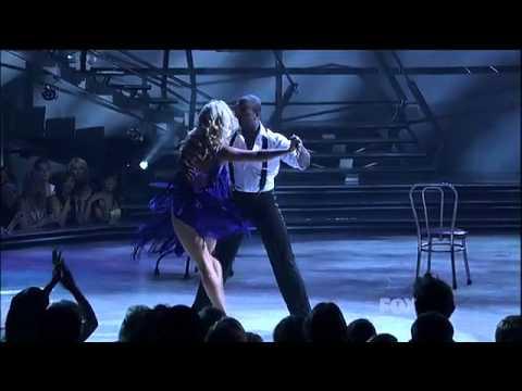 Chelsie and  Joshua- argentina tango