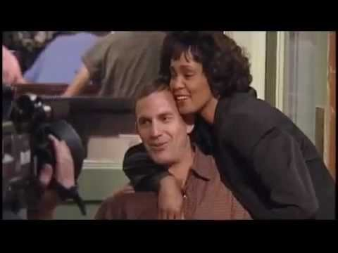 "Memories of "" The Bodyguard ""- Kevin Costner & Whitney Houston ...part 2"