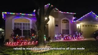 $40 Mr. Christmas Outdoor Musical Lights & Sounds Home Decoration Review