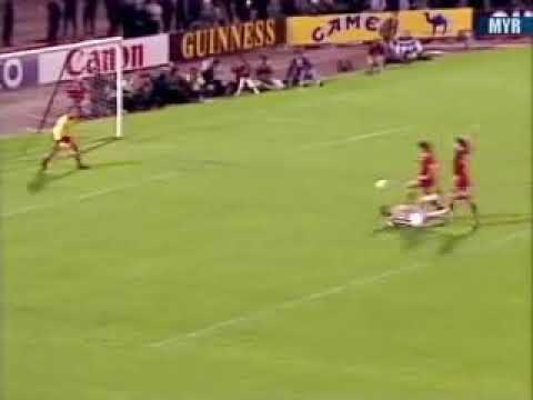 Fake Penalty Liverpool Vs Juventus Final Champions League 1985 Youtube