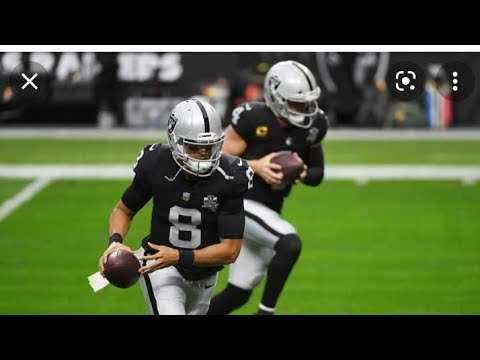 Las Vegas Raiders Will QB Derek Carr Play In Last Preseason Game? By Eric Pangilinan