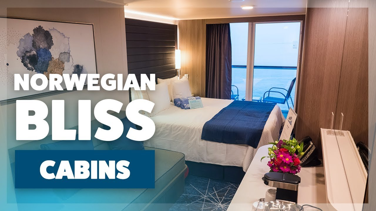 Norwegian Bliss Staterooms And Cabins