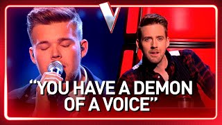 SOULFUL 19-Year-Old SHOWS amazing VARIETY in The Voice | Journey #85