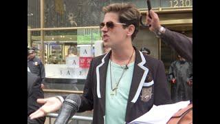 Milo Yiannopoulos Sues Simon & Schuster
