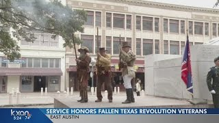 <b>Texas Independence Day</b> celebrated Wednesday