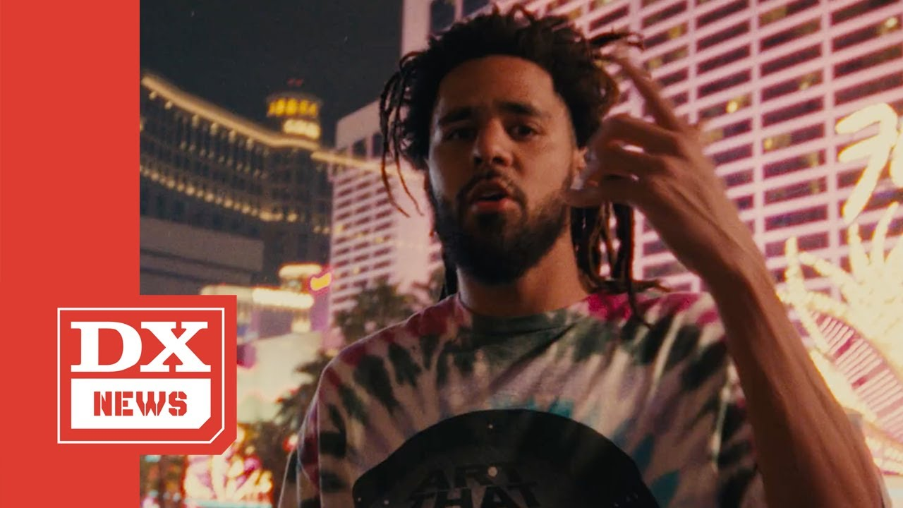 J.Cole Talks About Kendrick Lamar & Drake Being Considered Ahead Of Him On New Freestyle - HipHopDX
