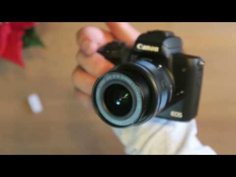Canon EOS M50 Unboxing/Review