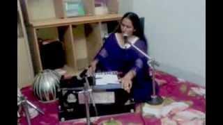 Monero Aronno Ase Sei Banno Modern Bengali song sung by Nihar Sultana