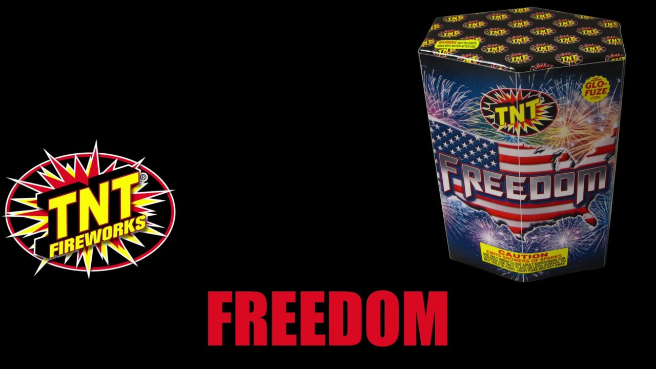 Freedom - TNT® Fireworks Official Video