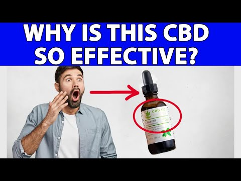 is-this-the-most-effective-cbd-oil-ever?