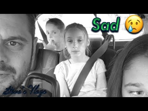 Felt awful for Lacey | Steve's Vlogs