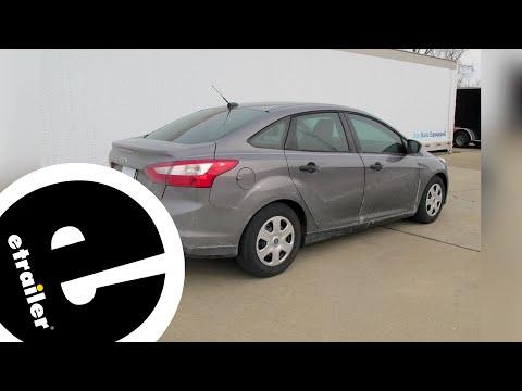 etrailer | Best 2013 Ford Focus Hitch Options