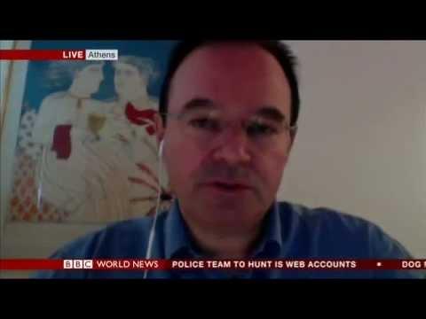 Interview to BBC World News - June 2015 - George Papaconstantinou