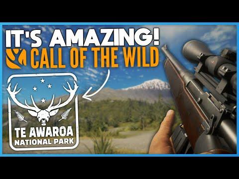 First Hunt On Te Awaroa! | theHunter: Call Of The Wild