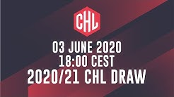 2020/21 CHL Draw