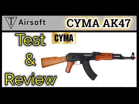 AK47 all wood stock - TriFecta Airsoft 17