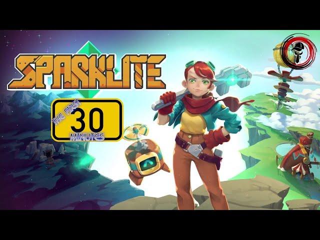 SPARKLITE - XBOX ONE - FIRST 30 MINUTES