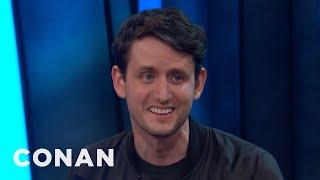 "The ""LEGO Ninjago"" Cast Improvised Dark & Filthy Dialogue  - CONAN on TBS"