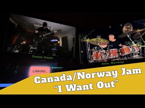 Lonely Rocker :: I Want Out :: Canada to Norway Collaboration