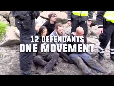 12 Defendants, One Movement. Warning Graphic Footage.