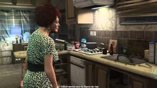 GTA 5 - Миссис Филипс. Мать Тревора