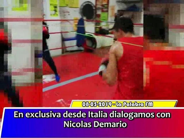 Nota Nicolas Demario