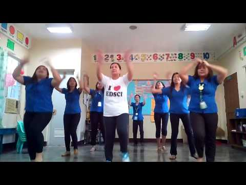 ZUMBA EXERCISE of preschool Teachers