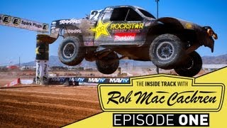 The Inside Track w/ Rob MacCachren | Episode 1 | The...