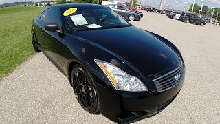 2008 Infiniti G37 Sport | Luxury Coupe | Black | B0189